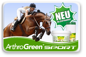 Neu: ArthroGreen Sport